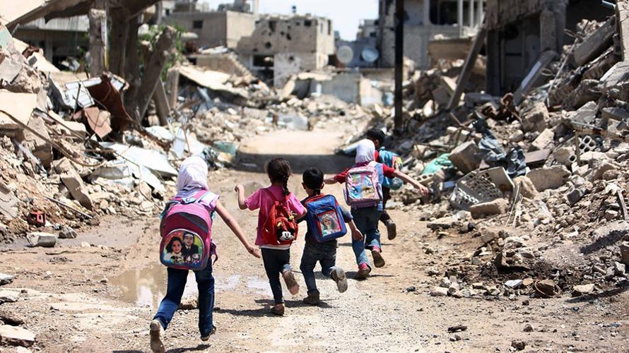 中東の中心課題